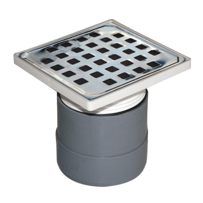 Sifon inox pentru terasa Ø 110 1019000020