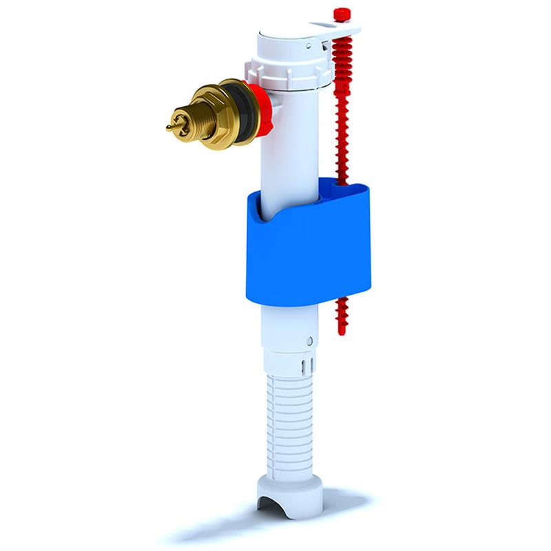 Flotor 3/8 alimentare laterala, alama WC 5040 1032000049