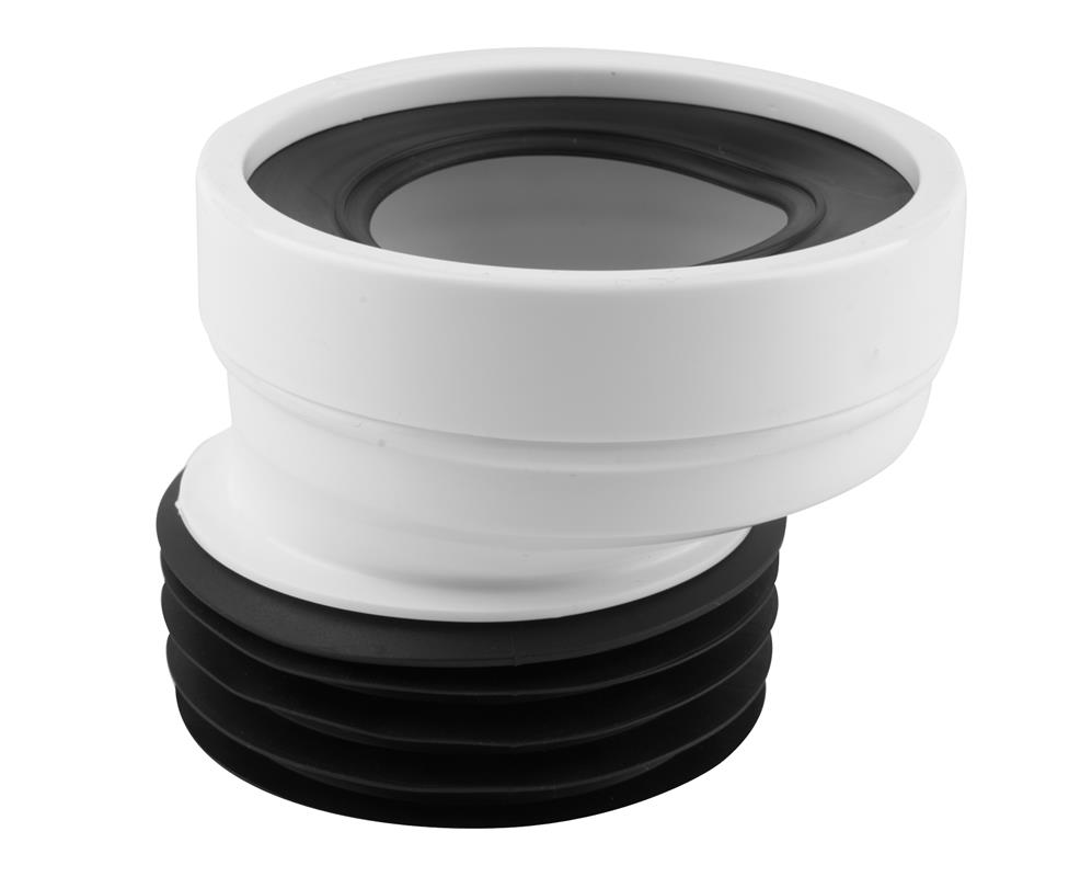 Manseta excentrica pentru WC DN 90/110 - 20 mm 1033000005