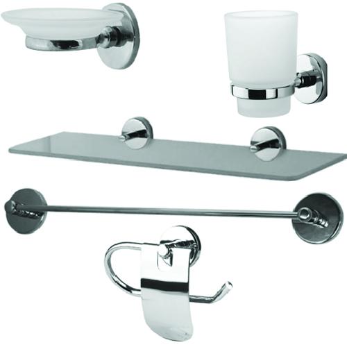 Набор принадлежностей для ванны из пяти элементов 1034000019