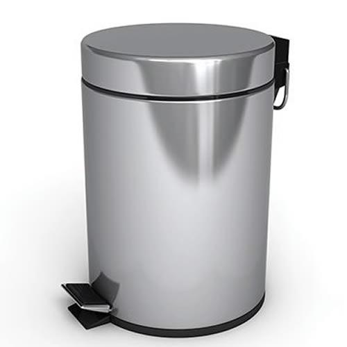 Корзина для мусора из нержавеющей стали 1034000022
