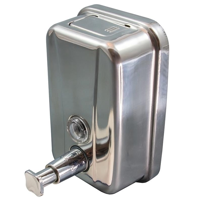 Диспенсер для Жидкого мыла 500 мл из нержавеющей стали 1034000030