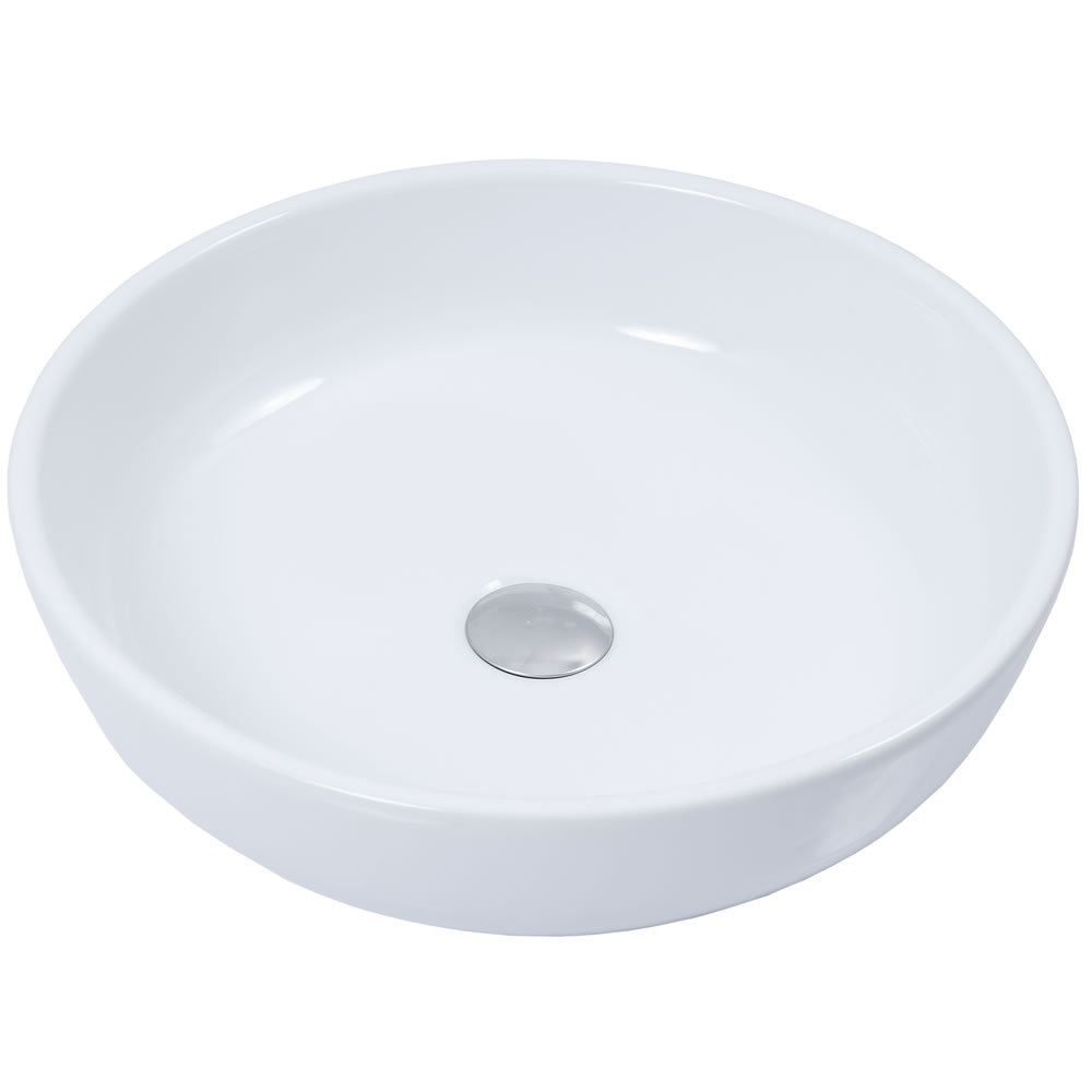 Chiuveta Ceramica Ø45 1281 1038000006