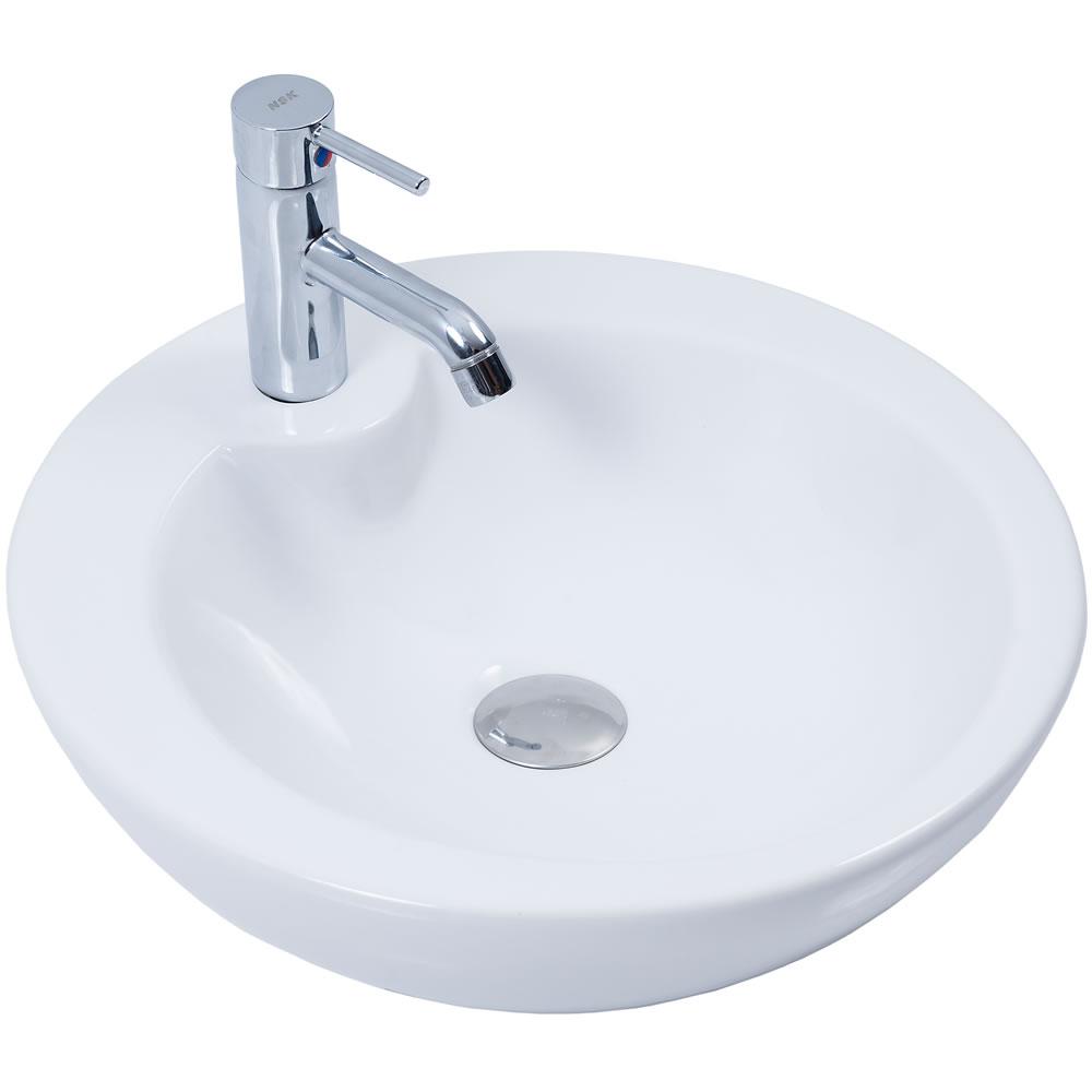 Chiuveta Ceramica Ø45 140 mm Inaltime 1291 1038000007