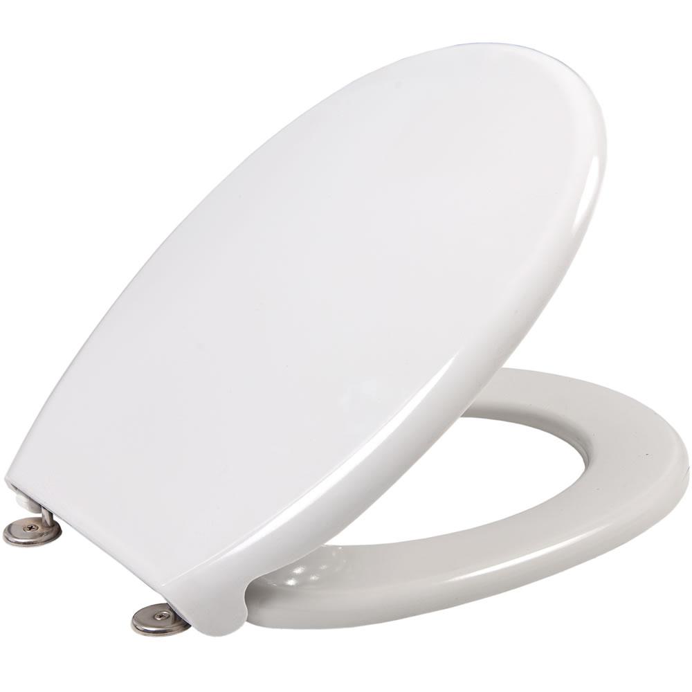 Capac WC Star Duroplast cu Prindere Plastic 5117 1038000033