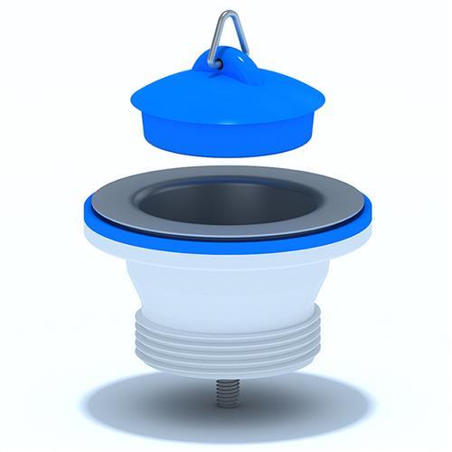 Ventil chiuveta mic cu dop 1 1 2 M105 1032000017