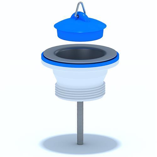 Ventil chiuveta mic cu dop 1 1 4 M205 1032000018