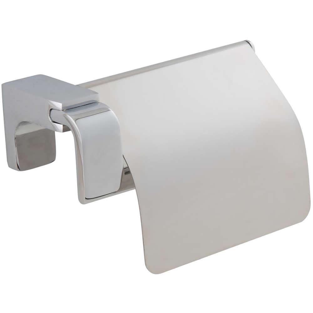 Suport pentru hartie igienica cu aparatoare BU04